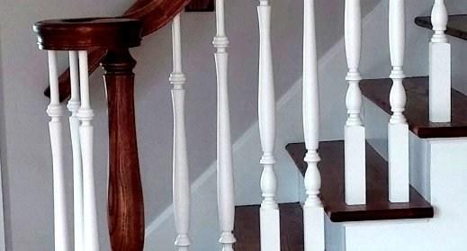 Home Builders Stair Supply Inc | Installing Metal Balusters Wood Railing | Stair Treads | Deck Railing | Iron Baluster | Iron Stair Spindles | Stair Rail
