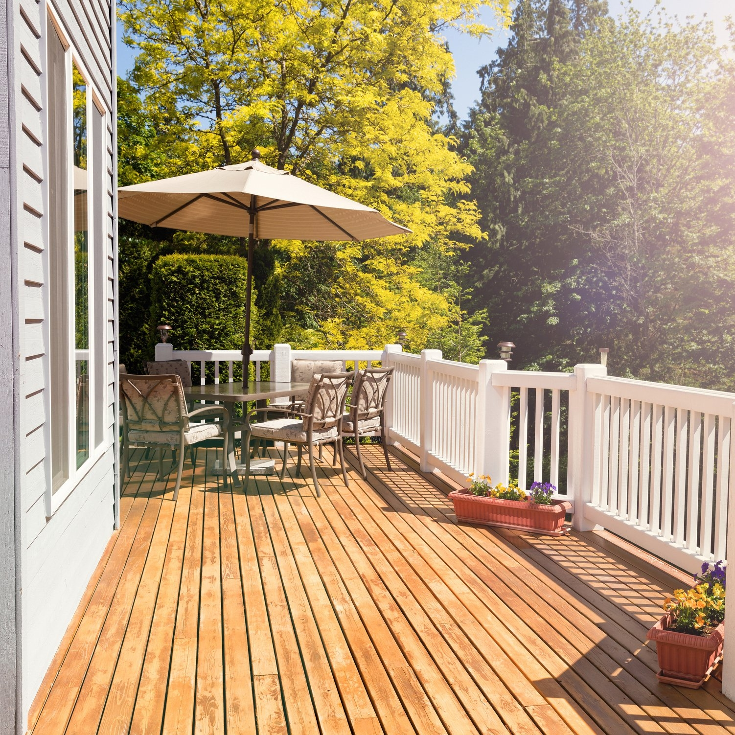 Porch Deck And Stair Railing Greenwood Sc Exterior Supply   Outdoor Wood Stair Railing   Child   Stair Inside   Staircase   Natural Wood   Build In