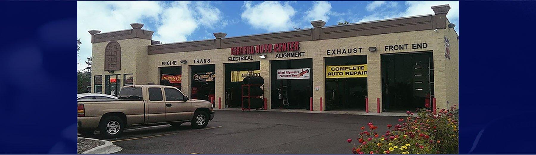 Car Maintenance Detroit Mi Redford Auto Repair