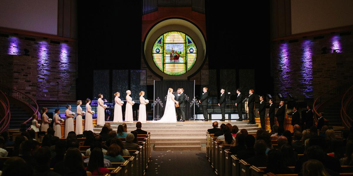First Baptist Church Mckinney Weddings Get Prices For