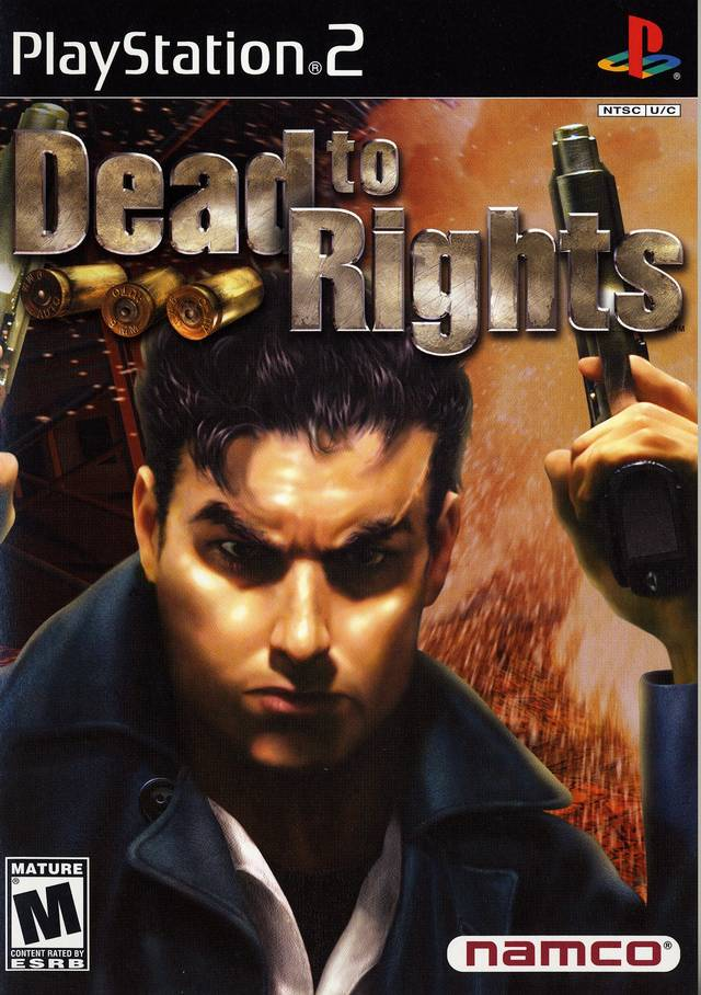 Dead To Rights Strategywiki The Video Game Walkthrough