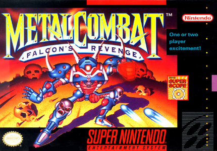 Metal Combat Falcon S Revenge Strategywiki The Video Game Walkthrough And Strategy Guide Wiki