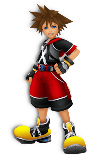 Kingdom Hearts 3d Dream Drop Distance Characters