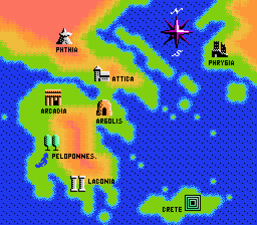 The Battle Of Olympus Walkthrough Strategywiki The