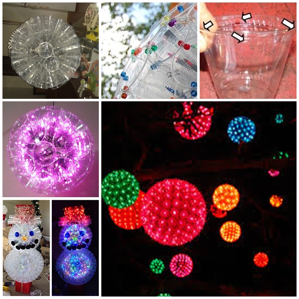Wonderful Diy Christmas Sparkle Ball Decoration From