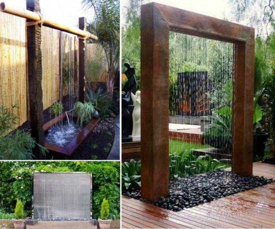 Wonderful Diy Water Garden Fountain