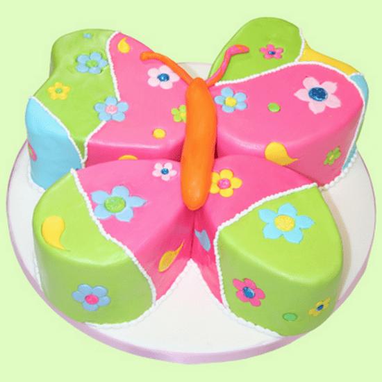 Wonderful Diy Butterfly Cake