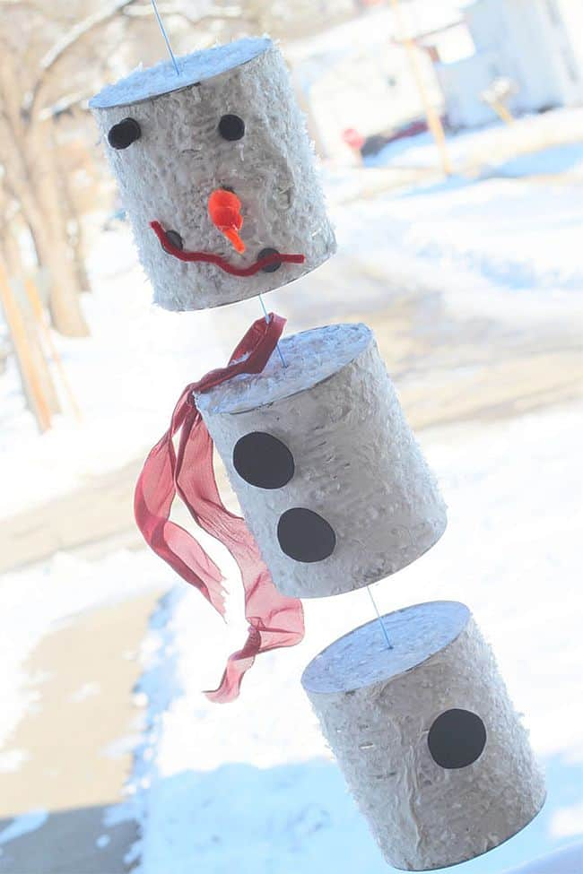 Easy Winter Craft Seniors