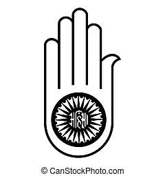 Jain Vector Clipart Royalty Free. 368 Jain clip art vector ...