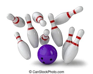 Bowling alley Illustrations and Clipart. 2,374 Bowling ...