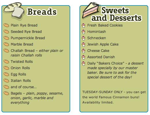 Types German Cakes