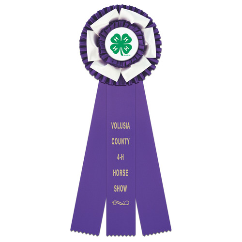 Dutchess Fair Award Ribbon Hodges Badge Company