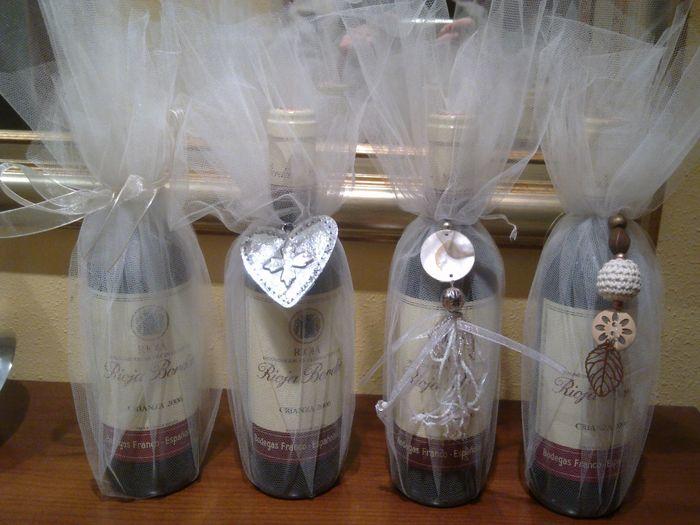 Para Anos Centros De Vino Con Mesa Botellas De 15