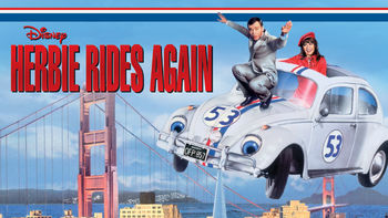 Is Herbie Rides Again on Netflix Germany (or anywhere else)?