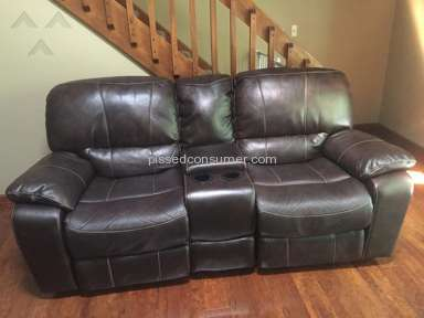 Sofa Mart   Customer Care Review from Brampton  Ontario Sep 20  2016     Sofa Mart   Sofa Review from Toledo  Ohio