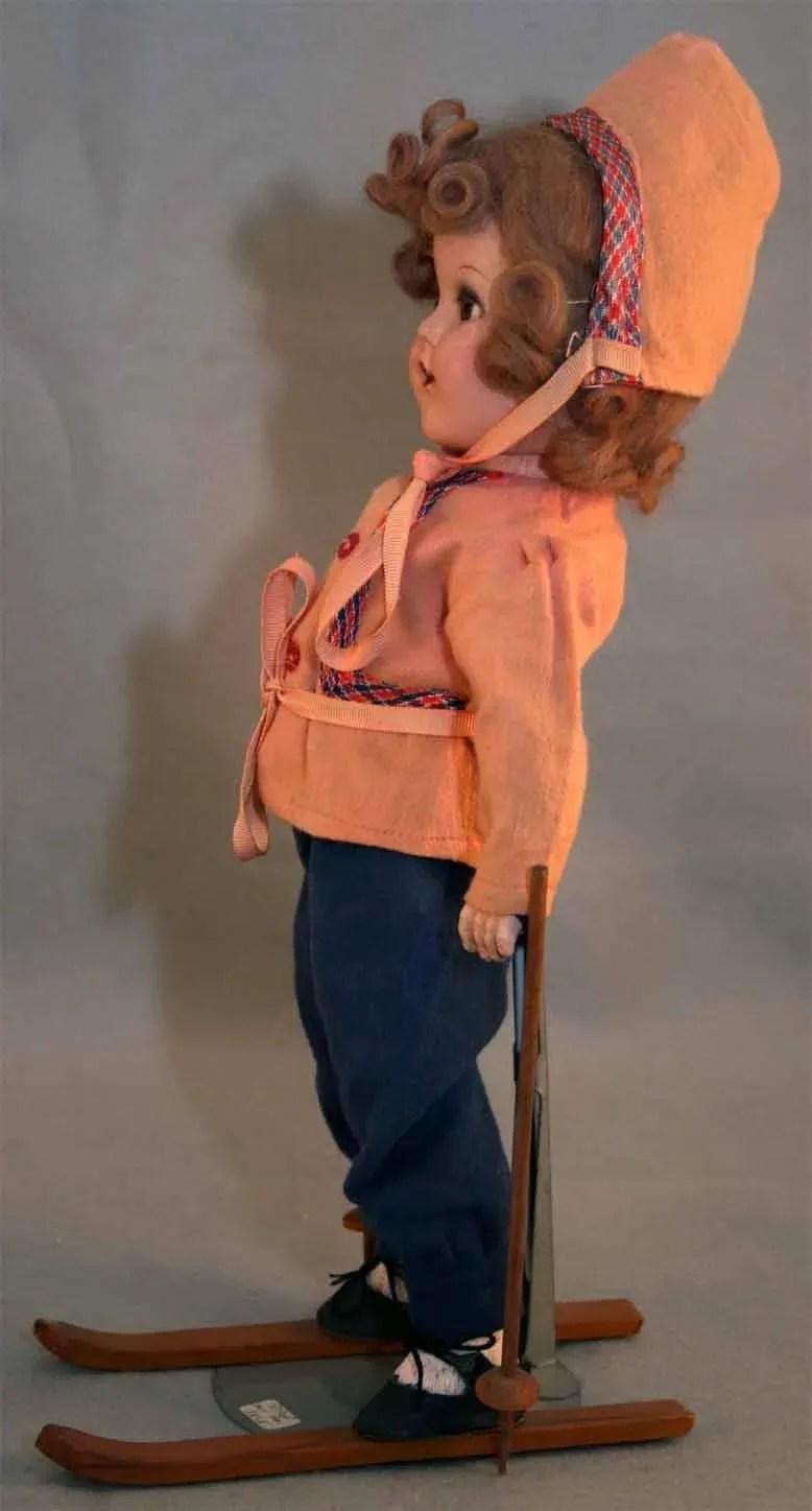 1940 Teeth Composition Dolls 1930