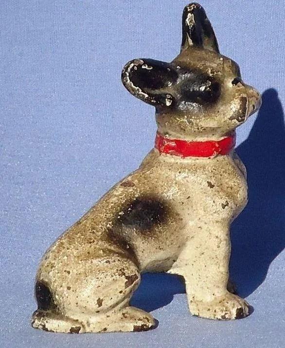 Cast Iron French Bulldog