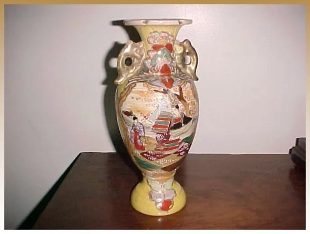 Antique Satsuma Vases Download Wallpaper Full Wallpapers
