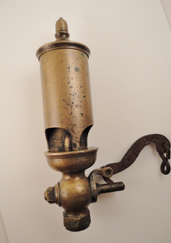 Old Crosby Whistle Steam