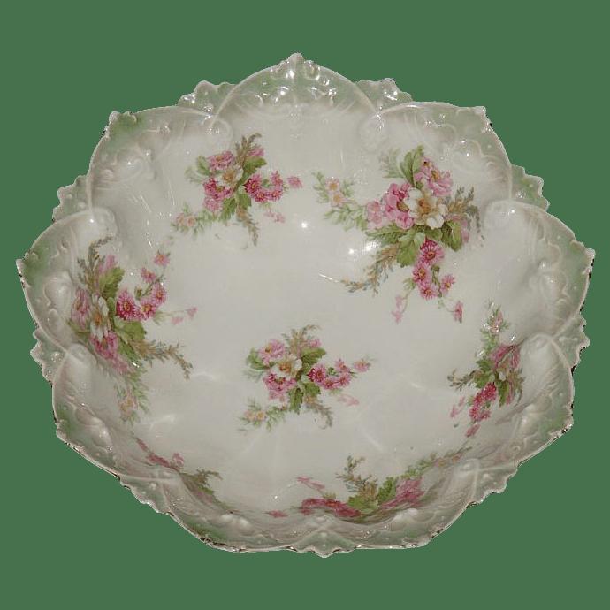 Lovely Mz Austria Bowl Carolyn S Timeless Treasures