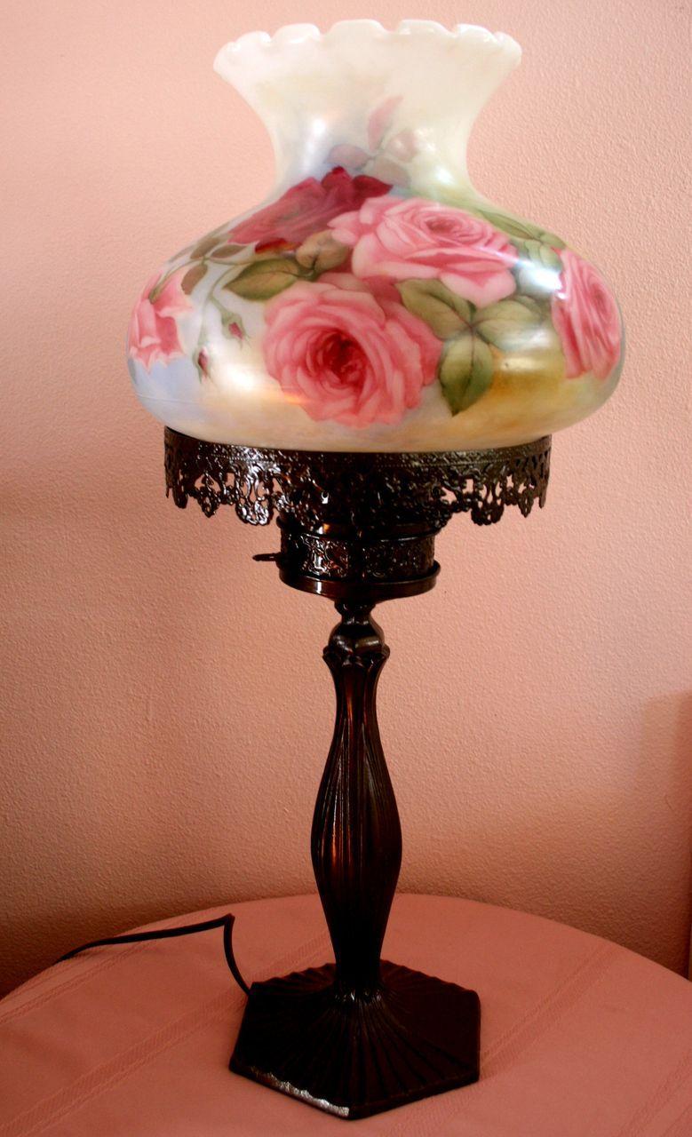 Antique Lamp Reproductions