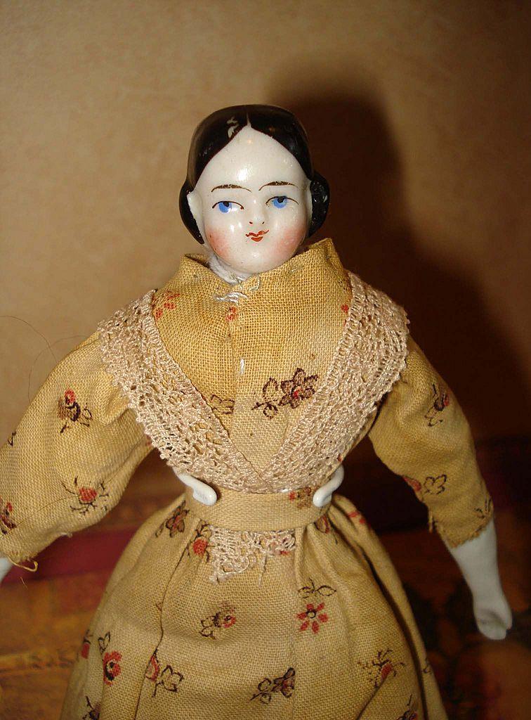 Antique Vintage Doll Shoes
