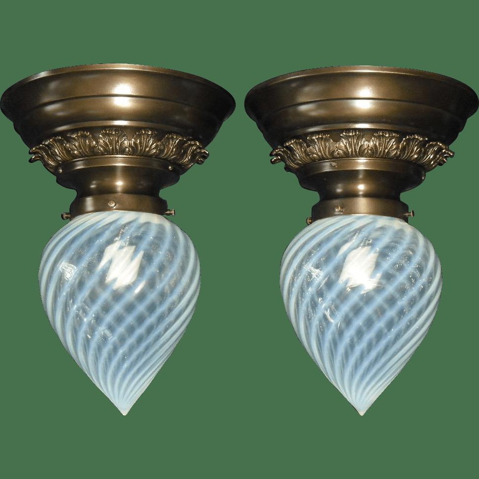 Bronze Ceiling Light Fixtures