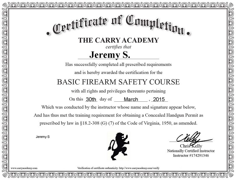 Security Licence Course Online