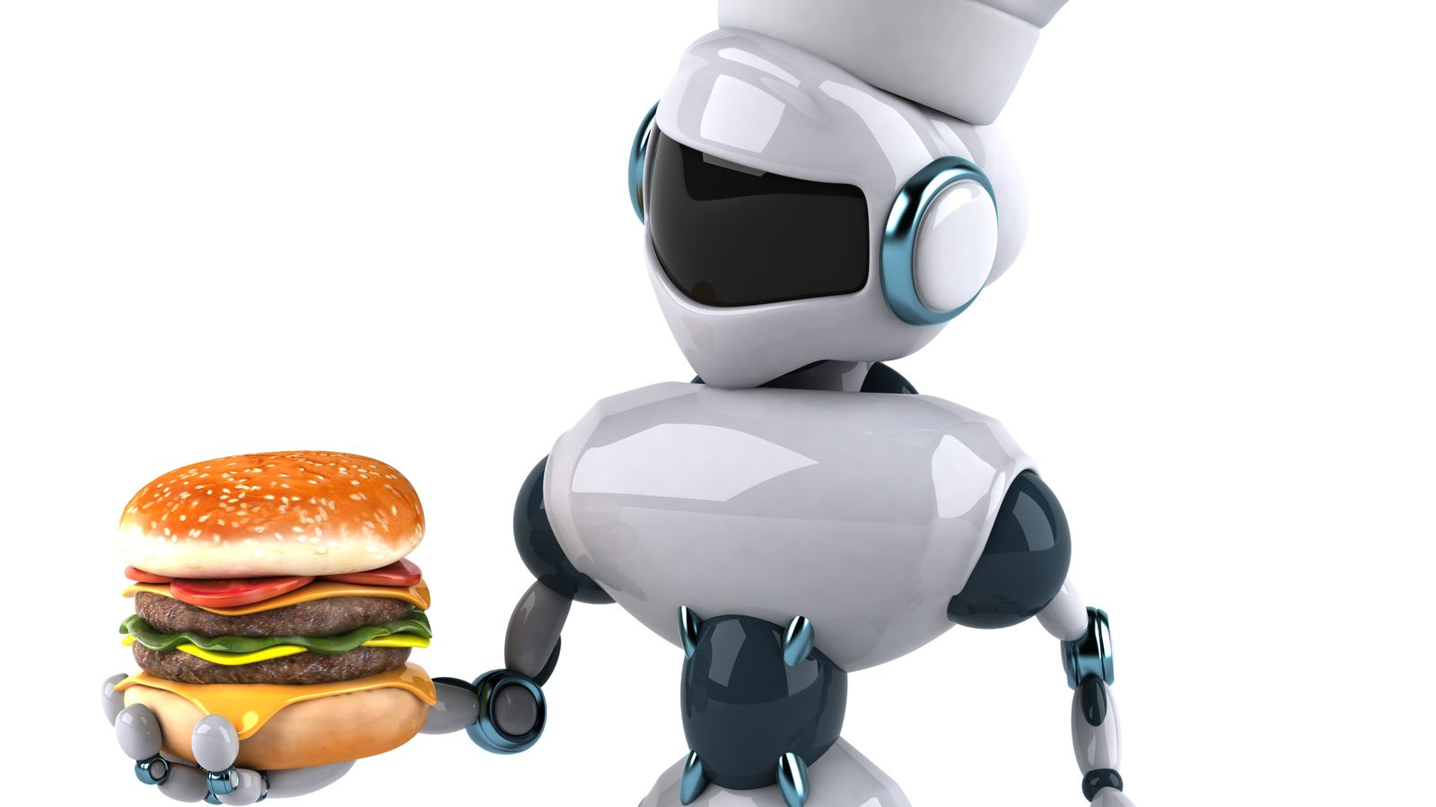 Francisco Burger Robot San
