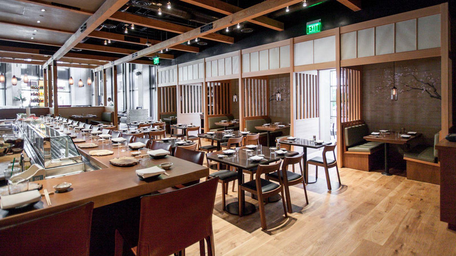 High End Sushi Restaurants