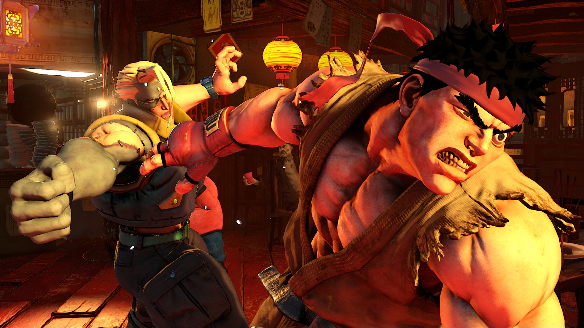 Street Fighter 5 online beta coming to PC and PS4 | Polygon