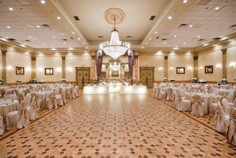 King S Garden Banquet Hall Venue Toronto Weddingwire Ca
