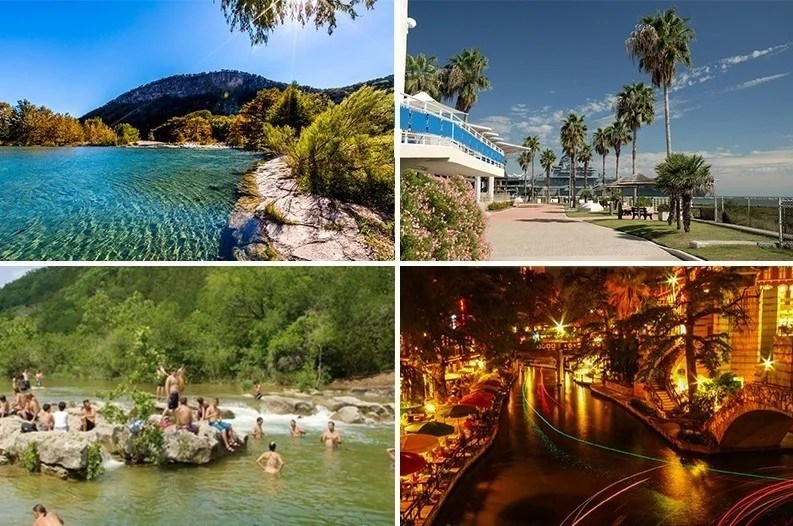 The Best Summer Vacation Destinations in Texas 8 of the Best Summer Vacation Destinations in Texas
