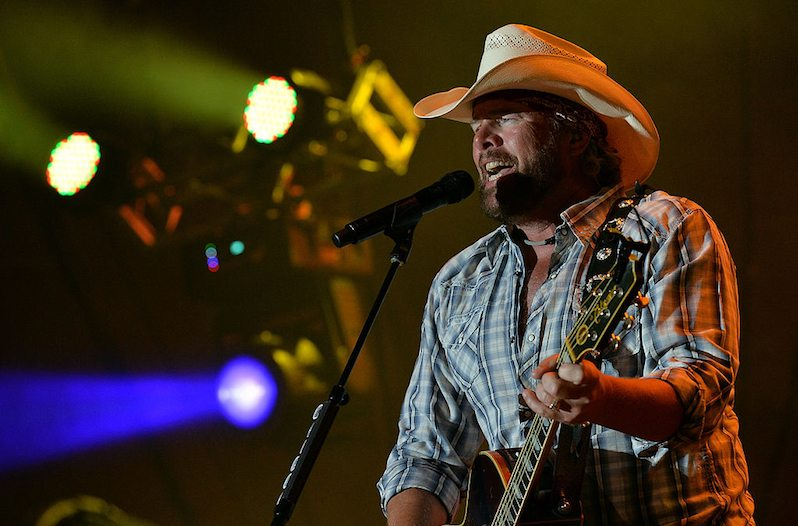 Toby Keith 2019 Tour: Singer Announces That's Country Bro ...