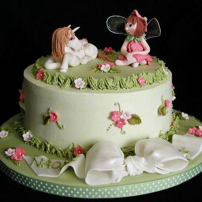 Top Fairy Cakes Cakecentral Com