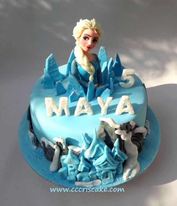Top Frozen Cakes Cakecentral Com