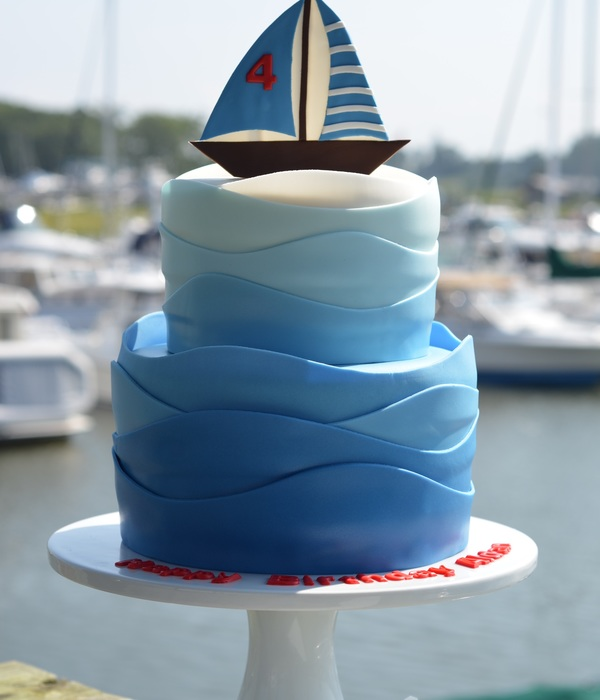 Top Sailboat Cakes Cakecentral Com