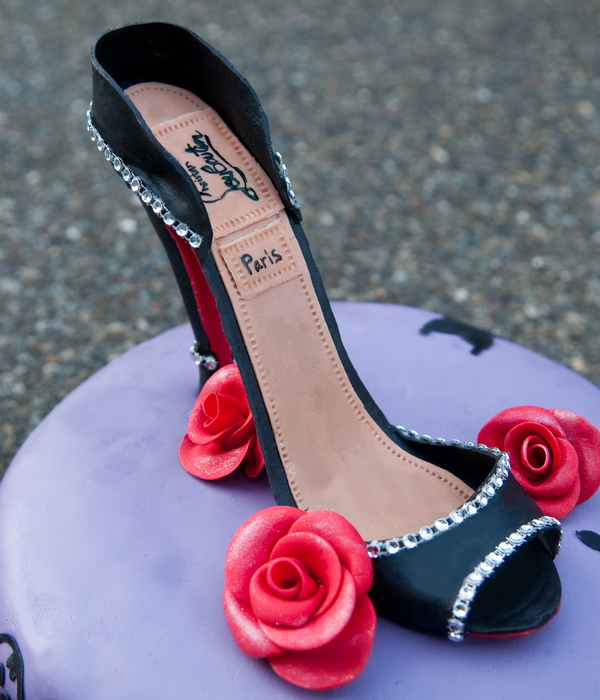 Top High Heel Shoe Cakes Cakecentral Com