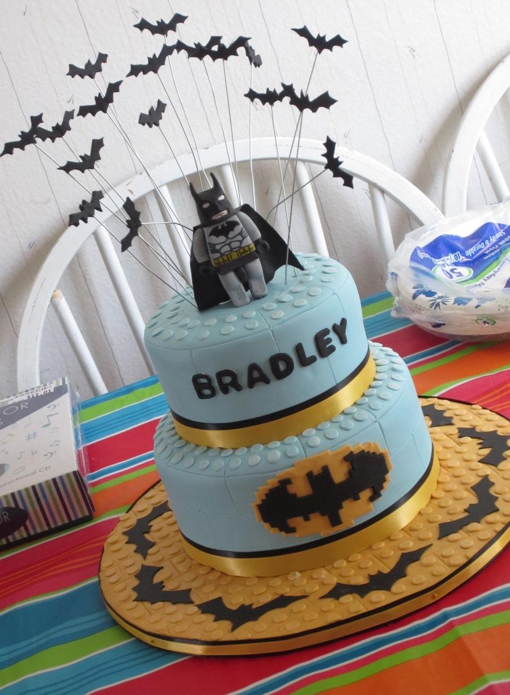Batman Lego Birthday Cake Cakecentral Com