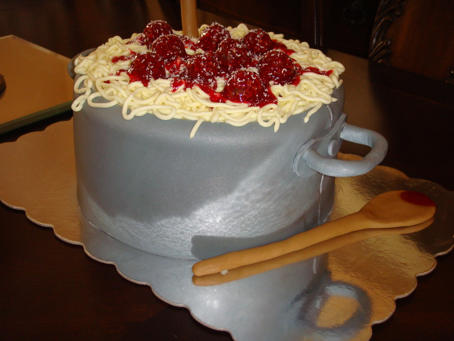 Italian Theme Birthday Party Cakecentral Com
