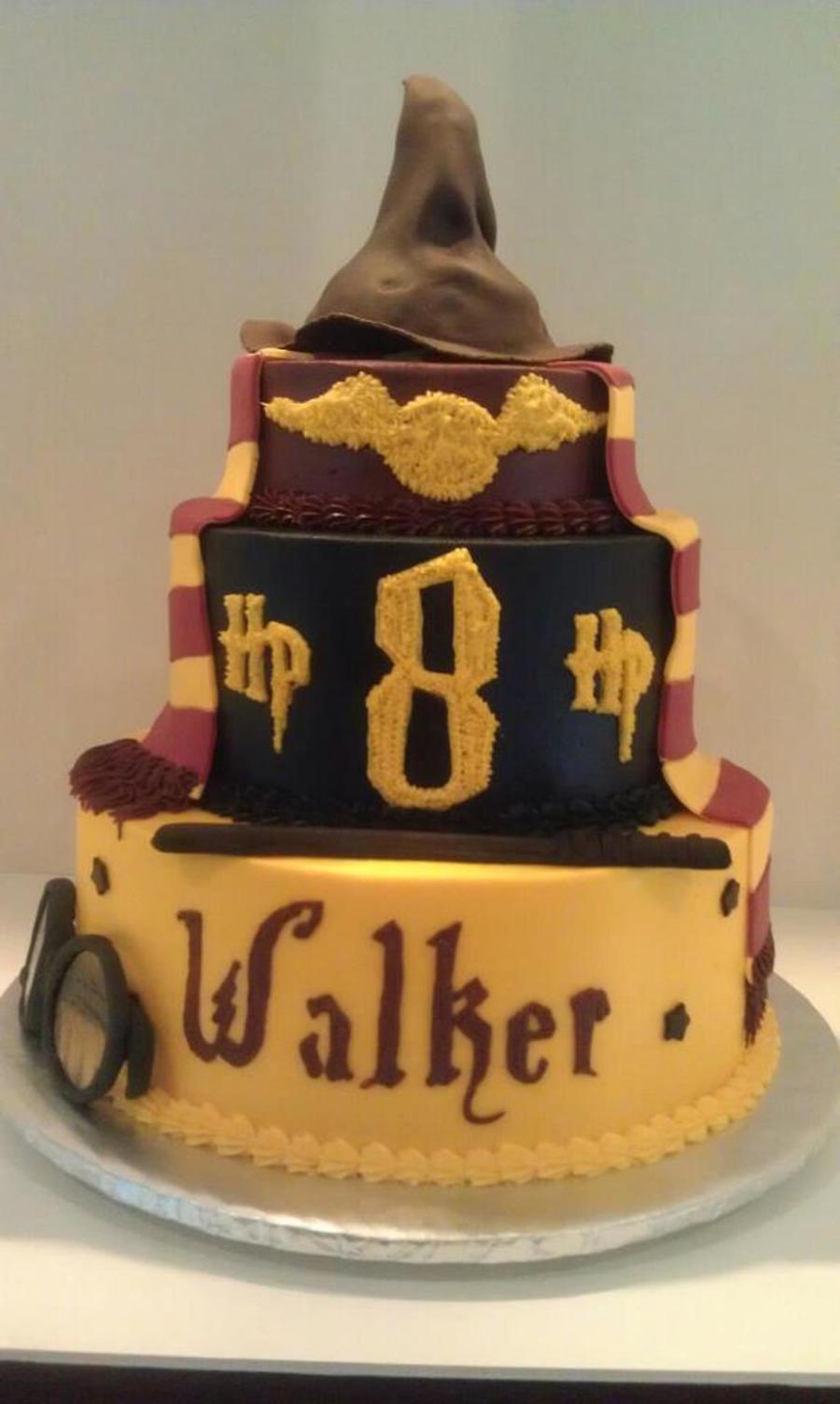 Potter Harry Supplies Walmart Birthday