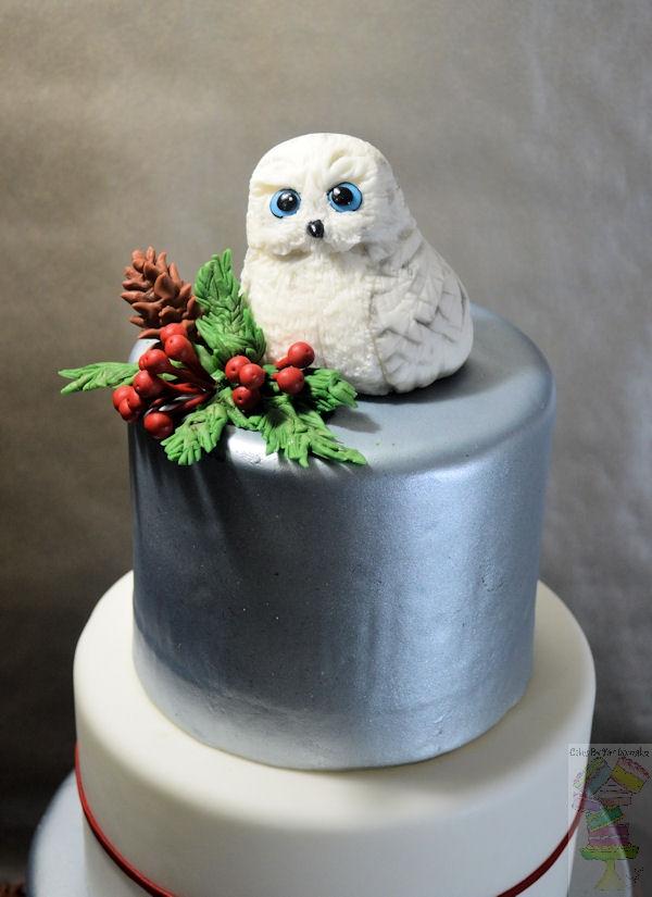 Snowy Owl Cakecentral Com