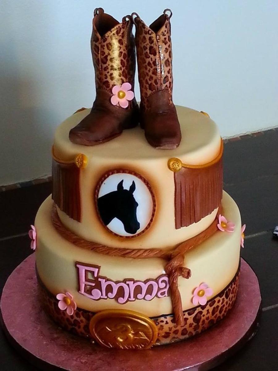 Camo Birthday Cakes For Girls