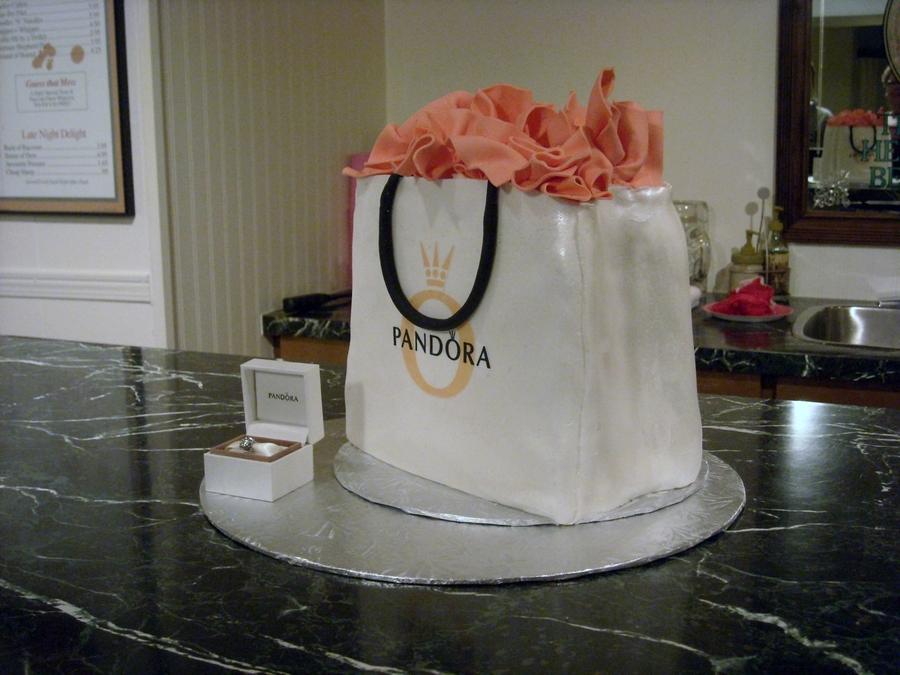 Pandora Gift Bag Cakecentral Com
