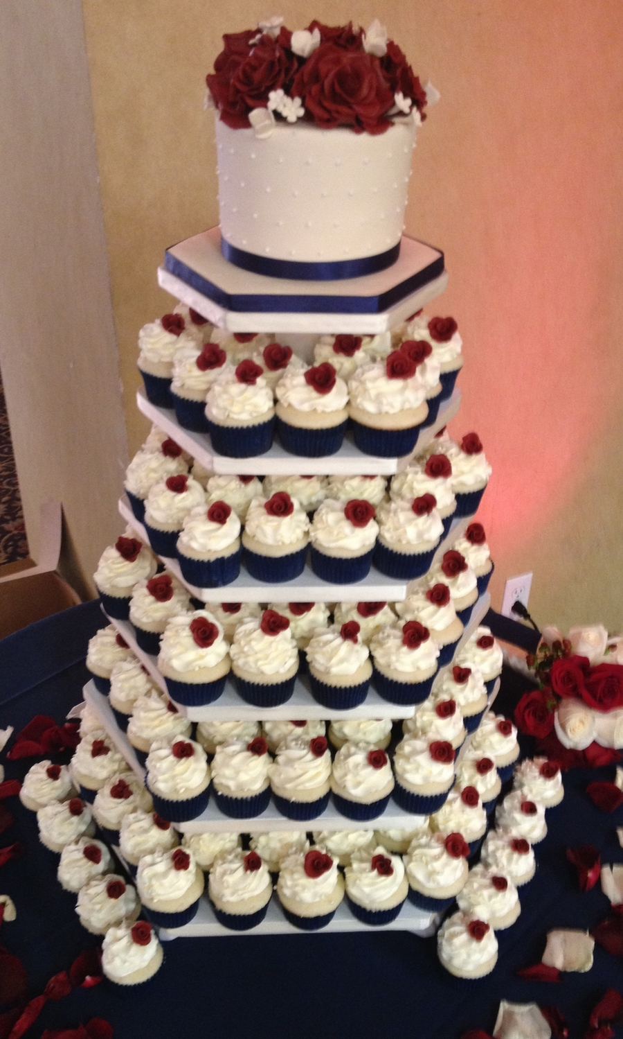 bridal shower cupcake recipes
