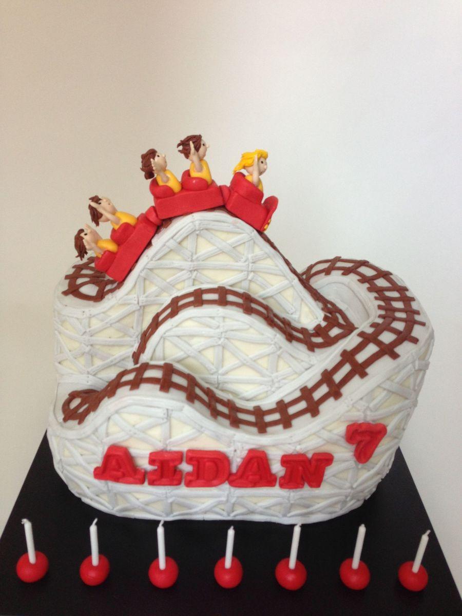 Coney Island Cyclone Cake Cakecentral Com