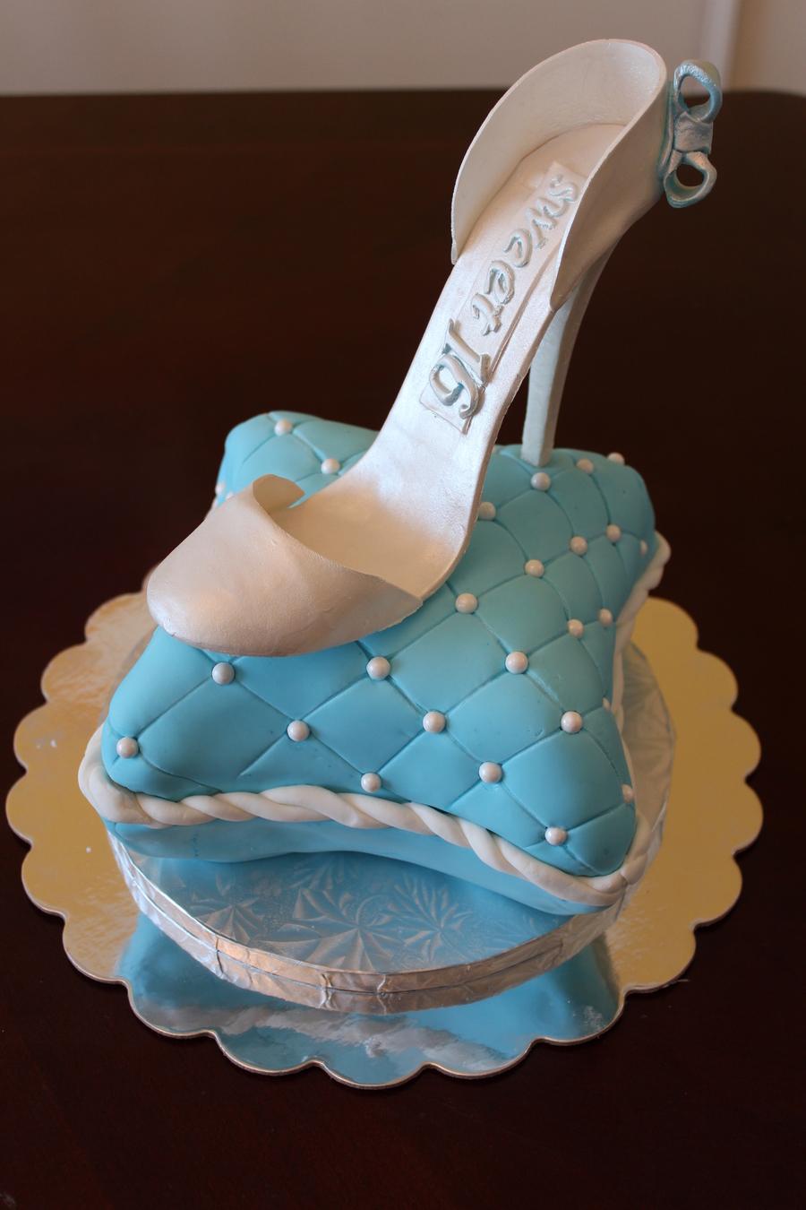 Cinderella Sweet Sixteen Cakecentral Com