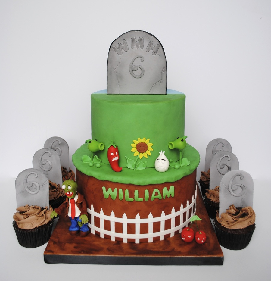 Cake Decorating Ideas Zombies