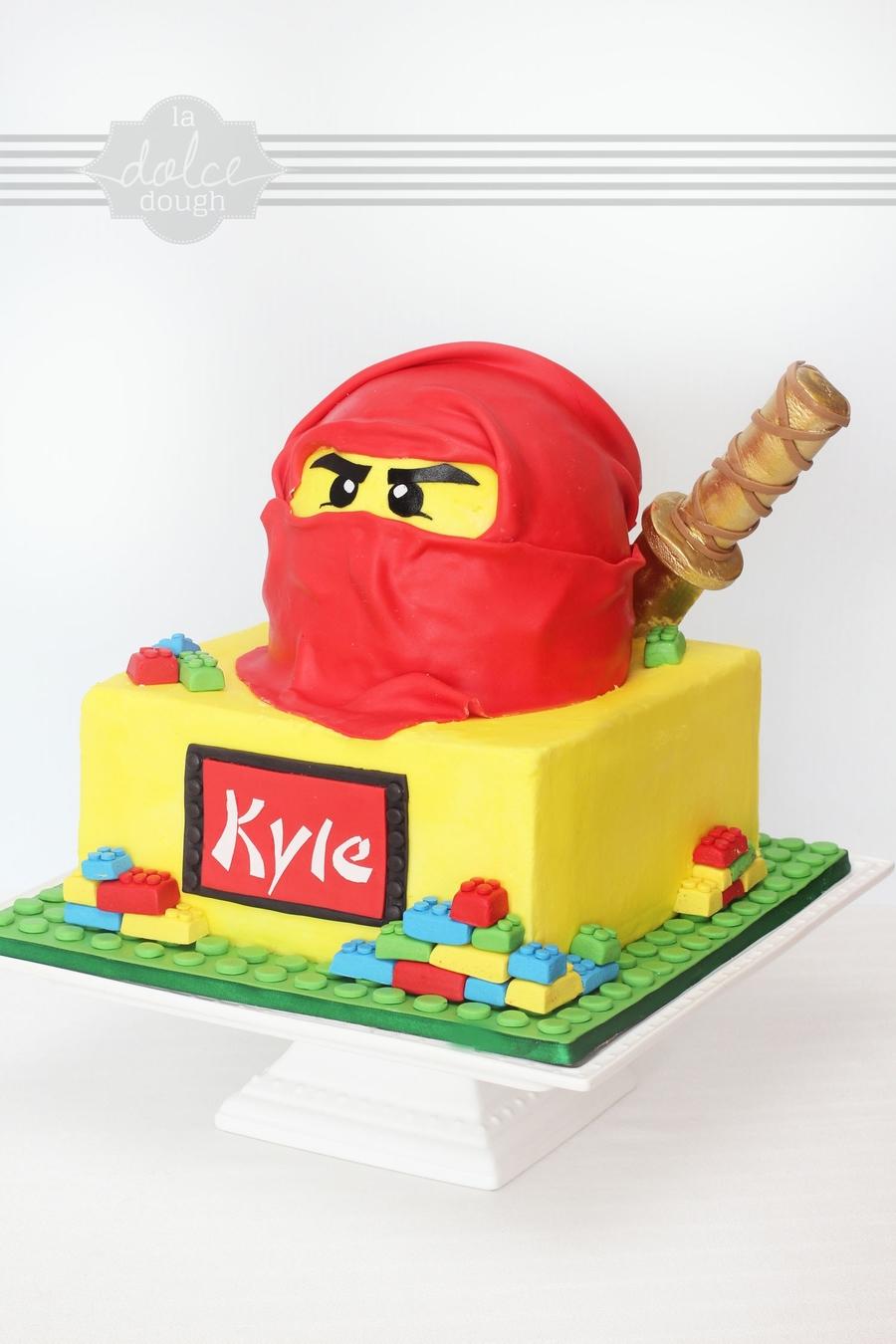 Ninjago Cake Cakecentral Com