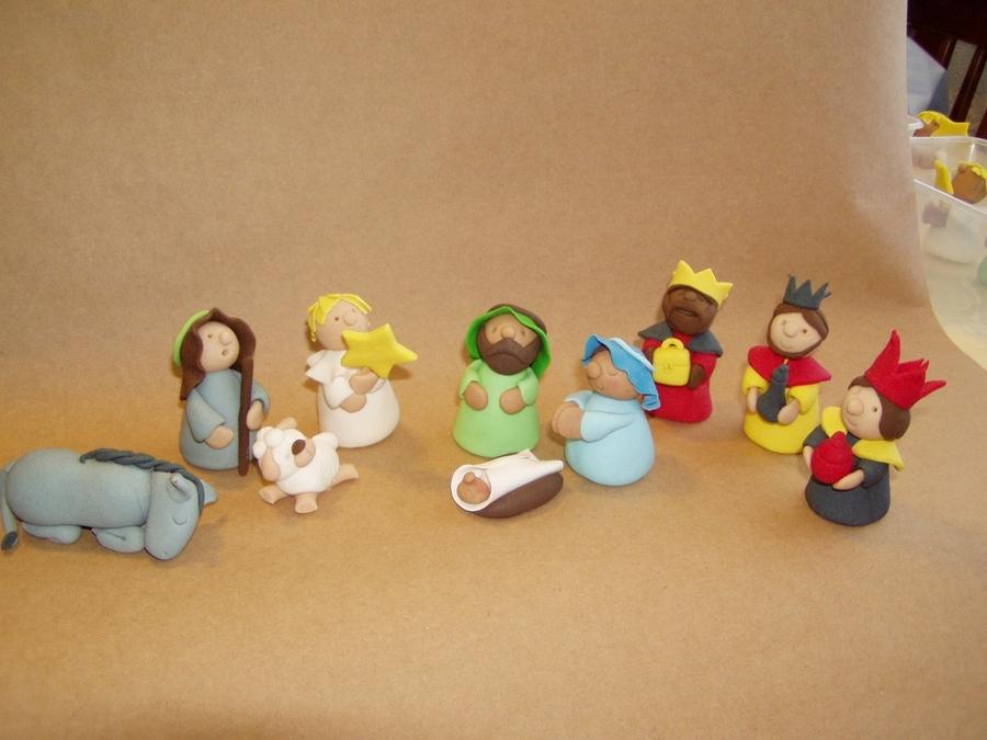 Nativity Cake Decorations Cakecentral Com